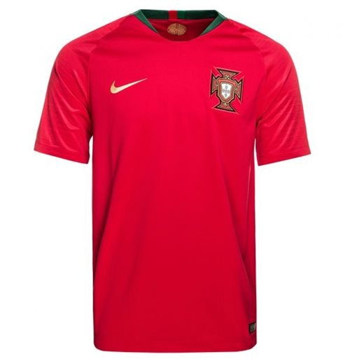 2018-2019 Portugal Home Nike Football Shirt (Kids)