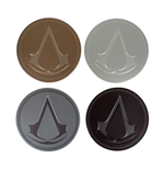 Assassin's Creed Coaster 4-Pack