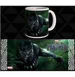 Black Panther Mug Jungle