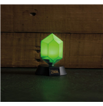 Legend of Zelda 3D Light Green Rupee 10 cm