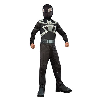 Spider-Man Agent VENOM Kids Youth Costume