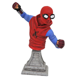 Spider-Man Homecoming Bust Homemade Spider-Man 15 cm