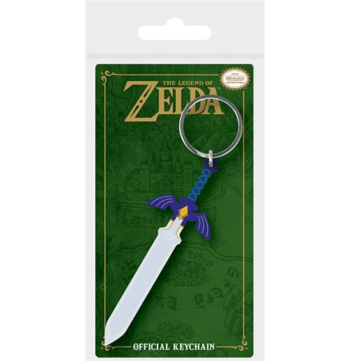 The Legend of Zelda Keychain 294282