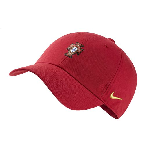 41e91bb8318532 Buy Official 2018-2019 Portugal Nike H86 Core Cap (Red)