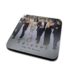Friends Coaster - Cast