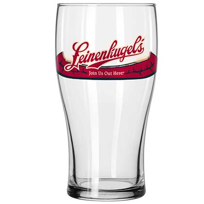 LEINENKUGEL's Join Us Out Here Beer Pint Glass