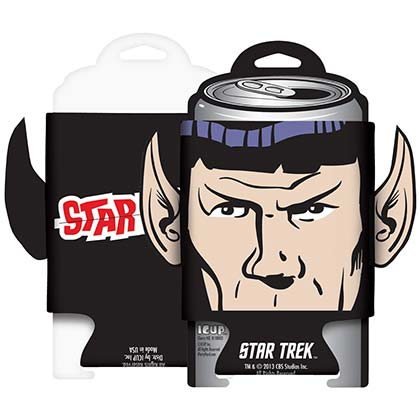 STAR TREK Spock Ears Can Cooler