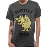 Wacky Races T-Shirt Muttley Crew