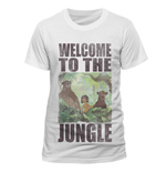 The Jungle Book T-Shirt Welcome To The Jungle