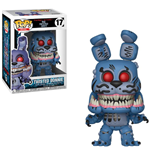 Five Nights at Freddy's The Twisted Ones POP! Books Vinyl Figure Twisted Bonnie 9 cm