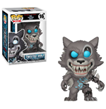 Five Nights at Freddy's The Twisted Ones POP! Books Vinyl Figure Twisted Wolf 9 cm