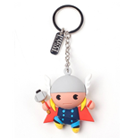 Marvel 3D Rubber Keychain Thor Character 7 cm