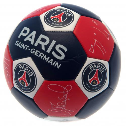 Paris Saint Germain F.C. Nuskin Football Size 3