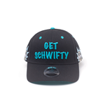 Rick & Morty - Get Schwifty Curved Bill Cap
