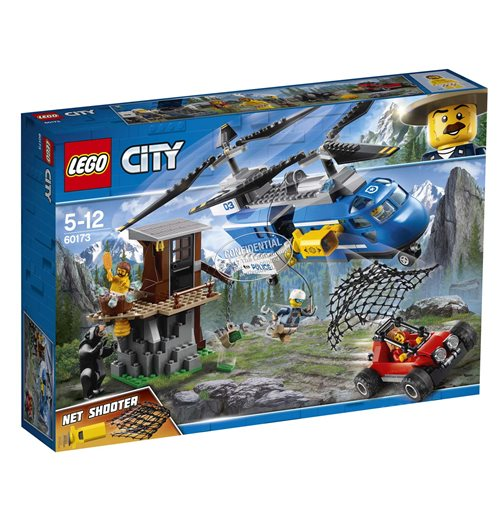 Police Lego and MegaBloks 295222