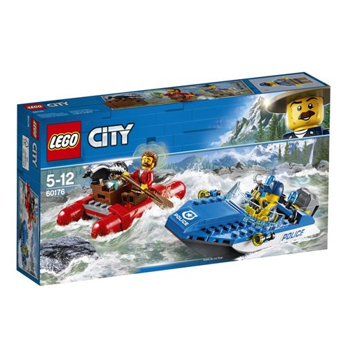 Police Lego and MegaBloks 295225