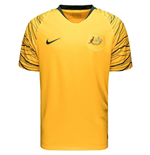 2018-2019 Australia Home Nike Football Shirt
