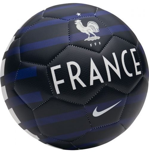 2018-2019 France Nike Prestige Football (Obsidian)