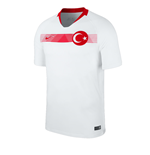 2018-2019 Turkey Away Nike Football Shirt