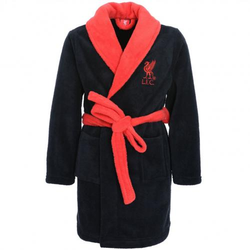 Liverpool F.C. Boys Dressing Gown 3-5 yrs
