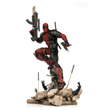 Marvel Comics PrototypeZ Statue 1/6 Deadpool by Erick Sosa 46 cm