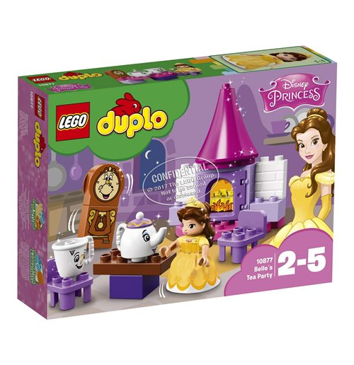 Princess Disney Lego and MegaBloks 295502