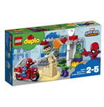 Spiderman Lego and MegaBloks 295503