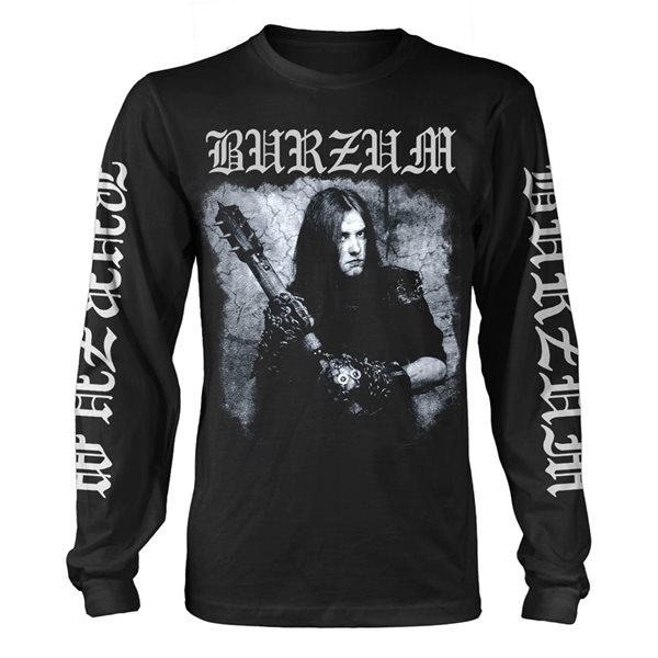 Burzum Long Sleeves T-shirt Anthology 2018