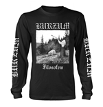 Burzum Long Sleeves T-shirt Filosofem 2018.