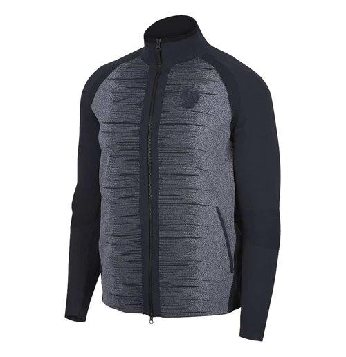 fb29ecdc56 Buy Official 2018-2019 France Nike Tech Knit Jacket (Obsidian)