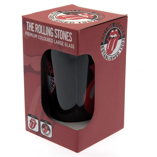 The Rolling Stones Premium Large Glass
