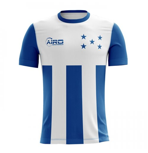2018-2019 Honduras Home Concept Football Shirt