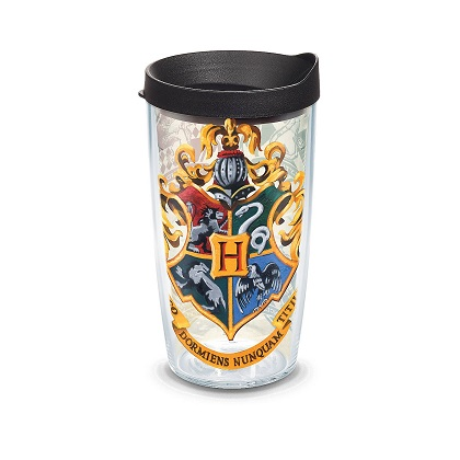 Tervis HARRY POTTER Hogwarts 16 Ounce Tumbler With Lid
