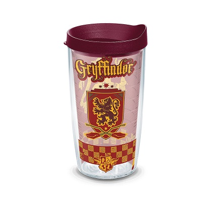 Tervis Harry Potter Gryffindor 16 Ounce Tumbler With Lid