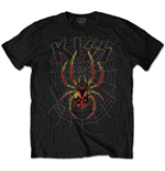 KISS Men's Tee: Spider