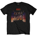 KISS Men's Tee: Destroyer