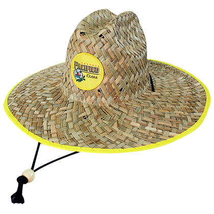 PACIFICO Beer Logo Straw Lifeguard Beach Hat