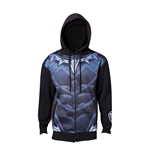 Black Panther - Sublimated Suit Men's Hoodie