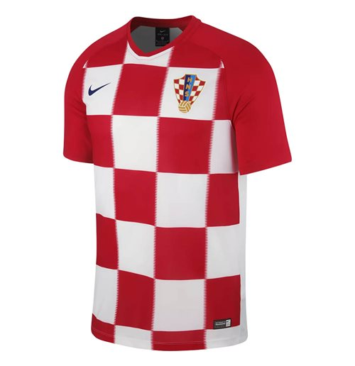 2018-2019 Croatia Home Nike Supporters Shirt (Kids)