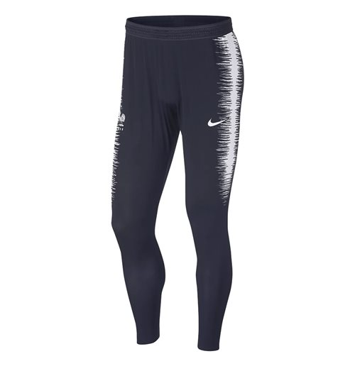 2018-2019 France Nike Vapor Strike Pants (Obsidian)