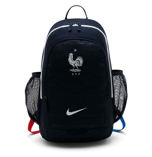 2018-2019 France Nike NK Stadium Backpack (Obsidian)