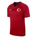 2018-2019 Turkey Home Nike Supporters Shirt