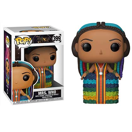 A WRINKLE IN TIME Mrs. Who Funko Pop Vinyl Figure