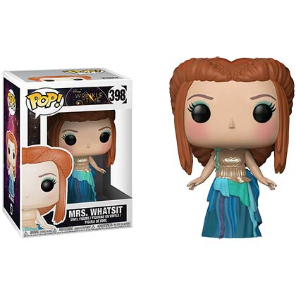 A WRINKLE IN TIME Mrs. Whatsit Funko Pop Vinyl Figure