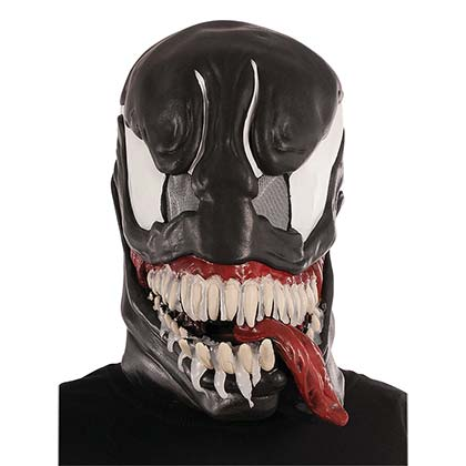 VENOM Spider-Man Deluxe Costume 3/4 Mask