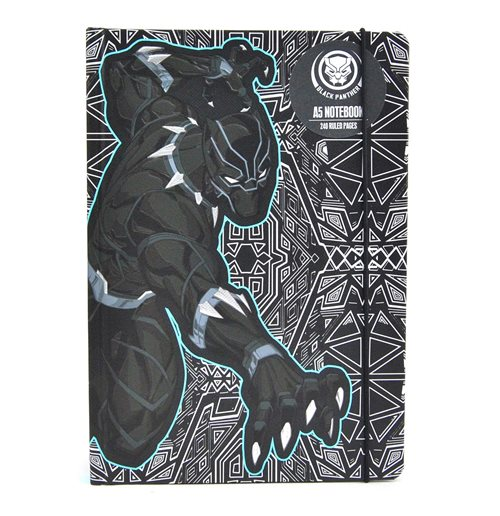 Marvel - Black Panther A5 Notebook
