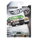 Hot Wheels Diecast Model 296317