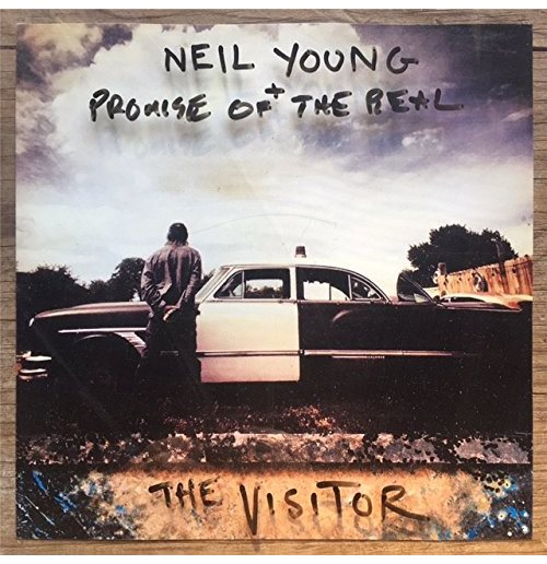 Vynil Neil Young / Promise Of The Real - The Visitor (2 Lp)