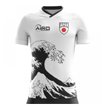 2018-2019 Japan Away Concept Football Shirt (Kids)