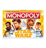 Star Wars Solo Board Game Monopoly *German Version*